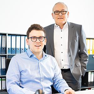 Steuerberater Raiser - Valentin und Gerhard Raiser